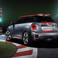 Mini John Cooper Works Concept Unveiled for Detroit Motor Show