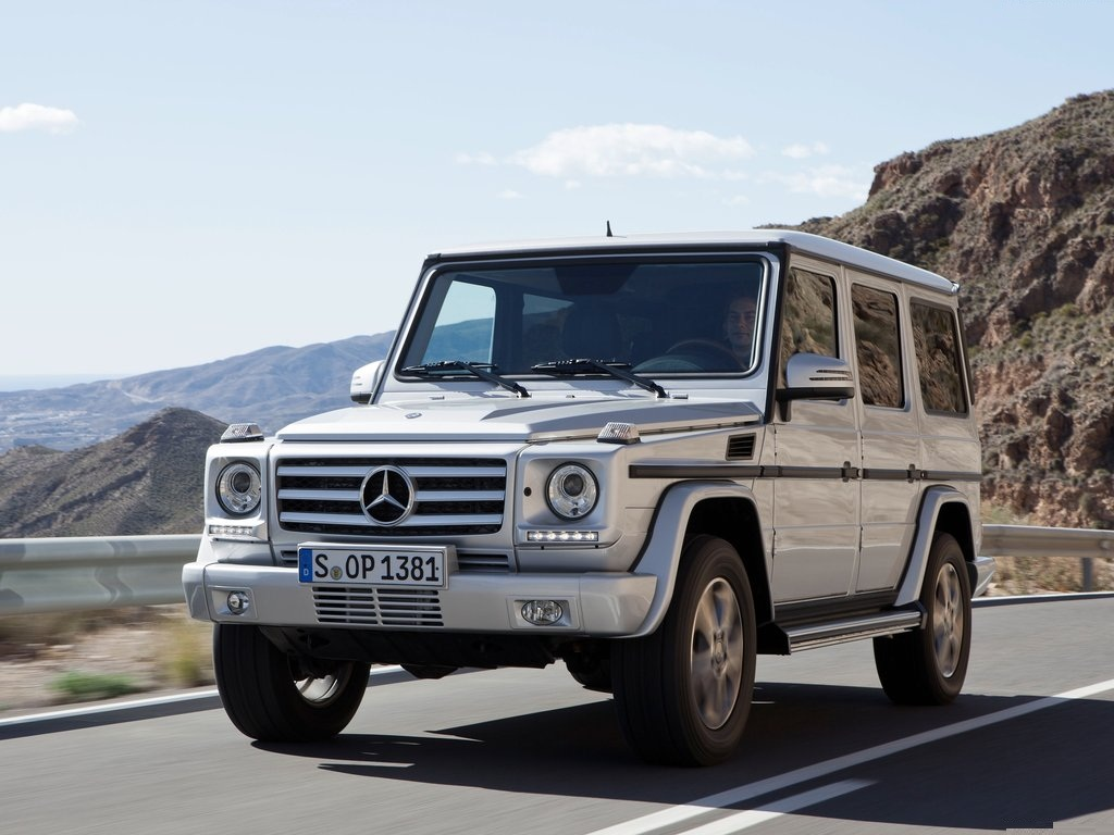 Mercedes benz g class review off road suv for Mercedes benz g class suv price
