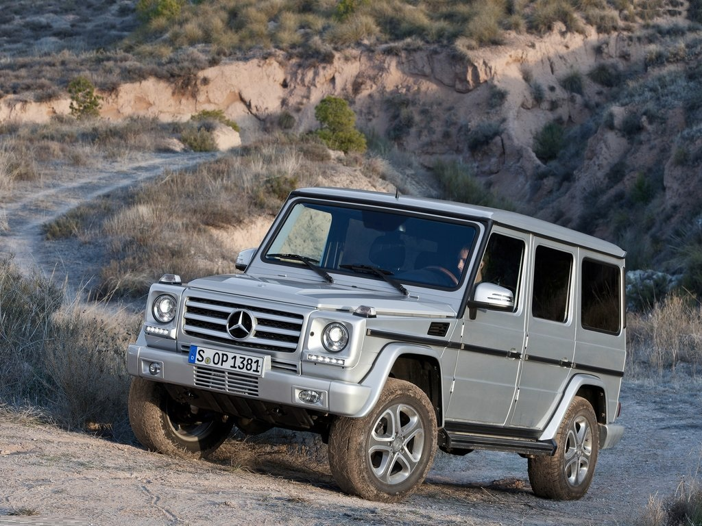 Mercedes benz g class review off road suv for Mercedes benz g class off road