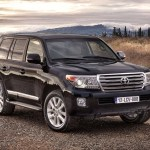 Toyota Land Cruiser V8 4x4 UK