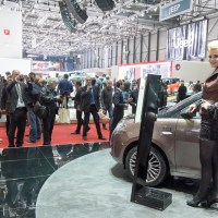 Geneva Motor Show Started in Switzerland: Brief Overview