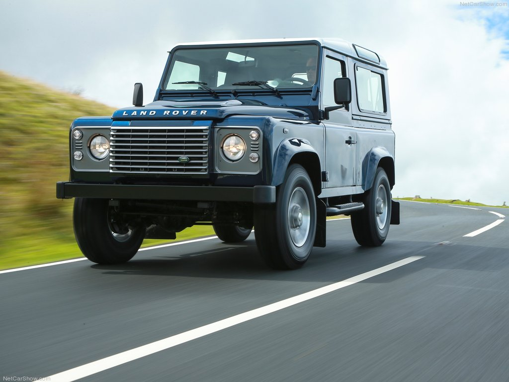 land rover defender 4x4 review. Black Bedroom Furniture Sets. Home Design Ideas