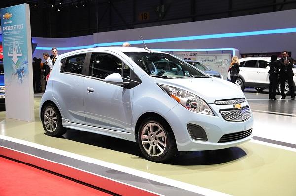 Chevrolet-Spark-EV