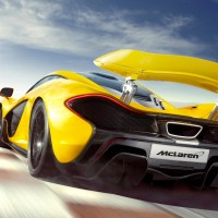 McLaren P1 – A PRESENTABLE DREAM