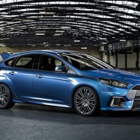Revealed: The New 2016 Ford Focus RS