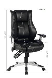 good ergonomic office chairs