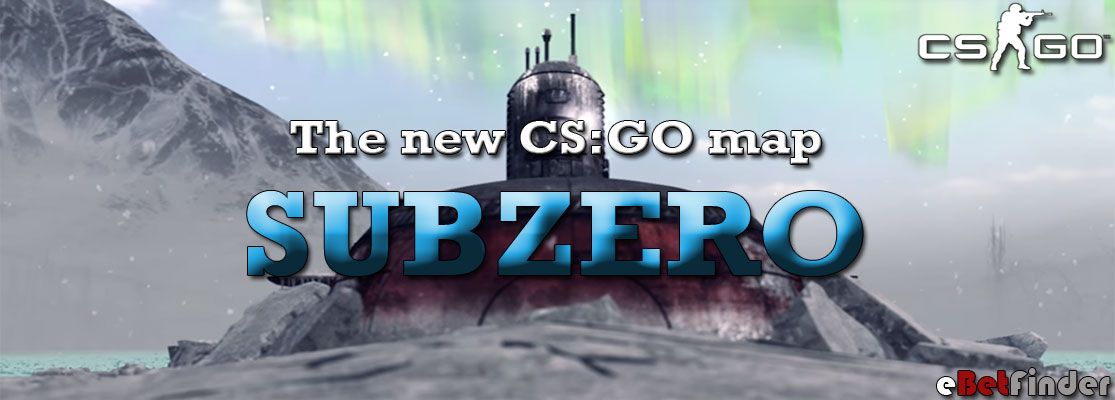 A First Look At Subzero The New CSGO Map EBetFinder