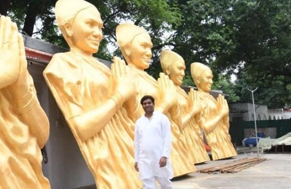 फूलन देवी के साथ उत्तर प्रदेश चुनाव में उतरेंगे वीआईपी प्रमुख मुकेश साहनी