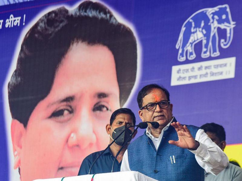 बसपा ने अयोध्या में ब्राह्मण सम्मेलन के साथ शुरू किया प्रचार अभियान