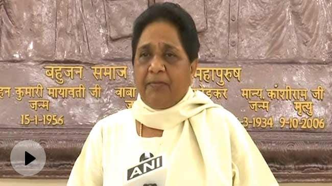"""यूपी विधानसभा चुनाव    यूपी चुनाव से पहले ब्राह्मणों के लिए मायावती की पिच: """"भ्रमित नहीं होना चाहिए..."""""""