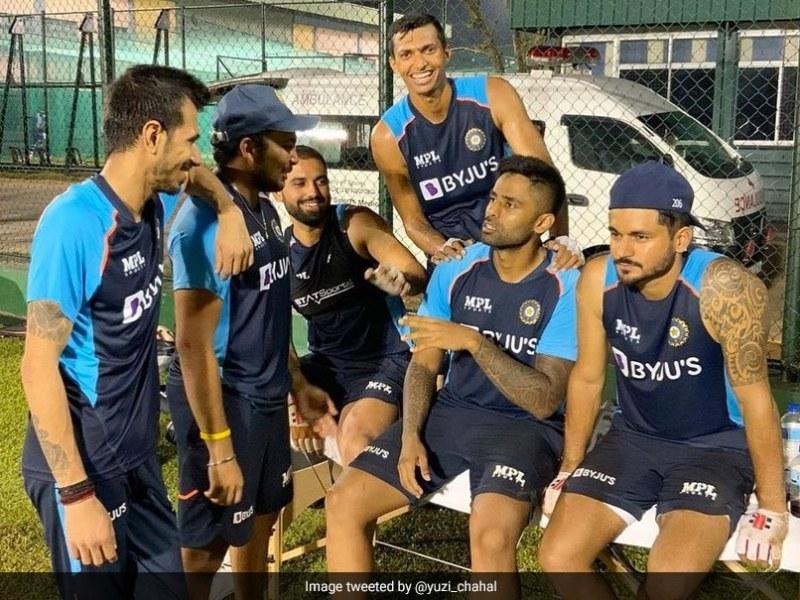Sri Lanka vs India: Yuzvendra Chahal Posts Team Indias