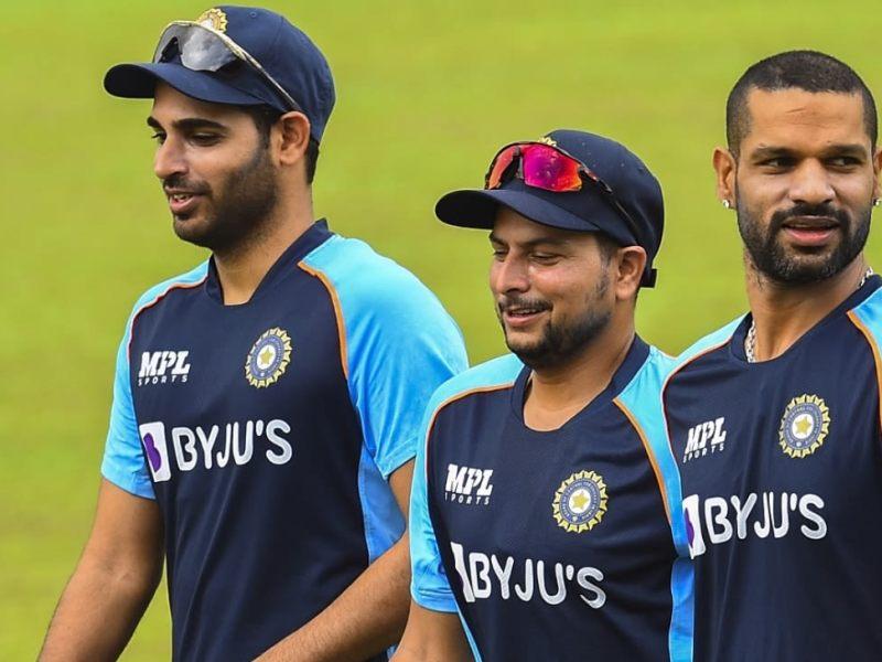 श्रीलंका बनाम भारत 2021 - भुवनेश्वर कुमार