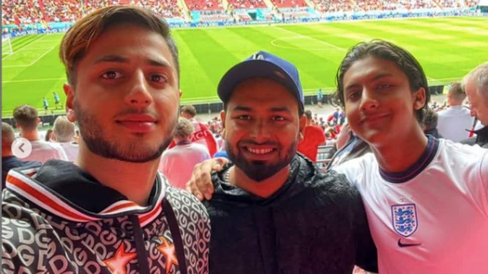 Pics में: टीम इंडिया के सदस्य विंबलडन और यूरो 2020 में देखे गए |  समाचार