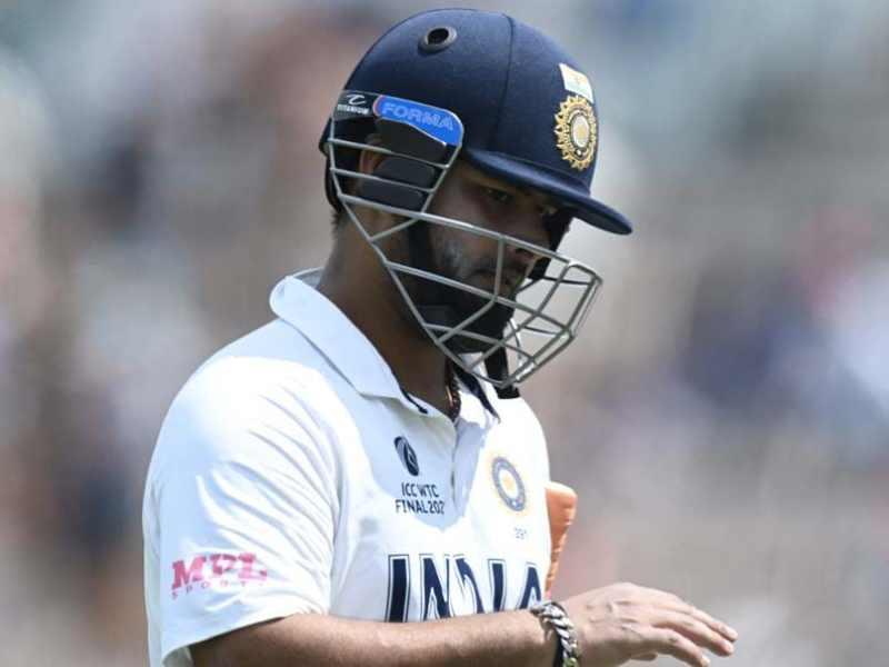 """इंग्लैंड बनाम भारत: सौरव गांगुली ने भारत के विकेटकीपर टेस्ट पॉजिटिव आने के बाद ऋषभ पंत का बचाव किया, कहते हैं """"हर समय मास्क पहनना असंभव"""""""