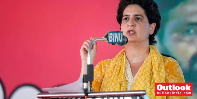 उत्तर प्रदेश चुनावों के लिए गठबंधन बनाने पर खुले दिमाग रखें: प्रियंका गांधी