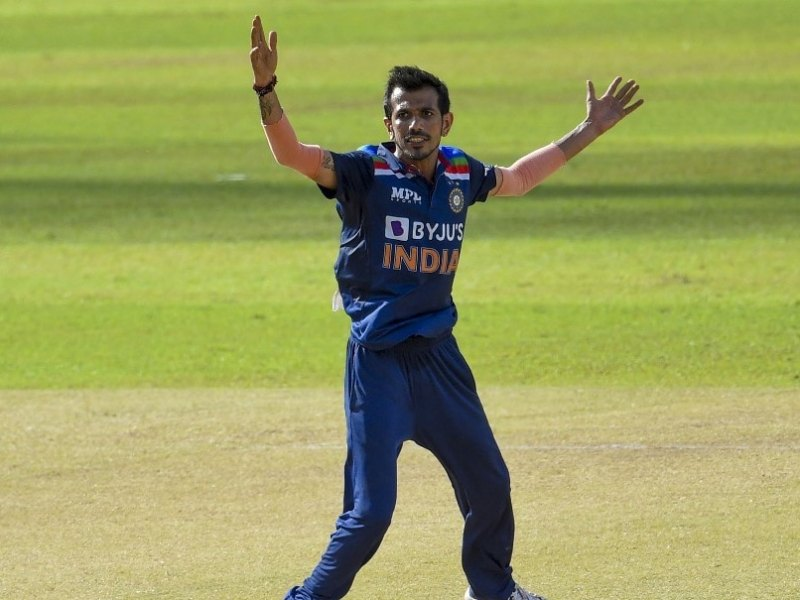 क्रिकेटर युजवेंद्र चहल, कृष्णप्पा गौतम टेस्ट श्रीलंका में कोविड के लिए सकारात्मक: स्रोत