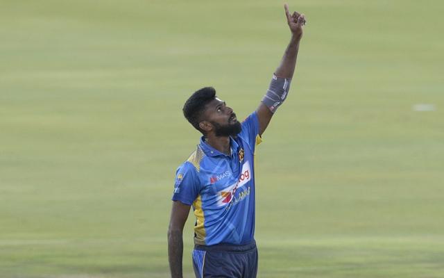 श्रीलंका के तेज गेंदबाज इसुरु उदाना ने तत्काल प्रभाव से अंतरराष्ट्रीय क्रिकेट से संन्यास ले लिया