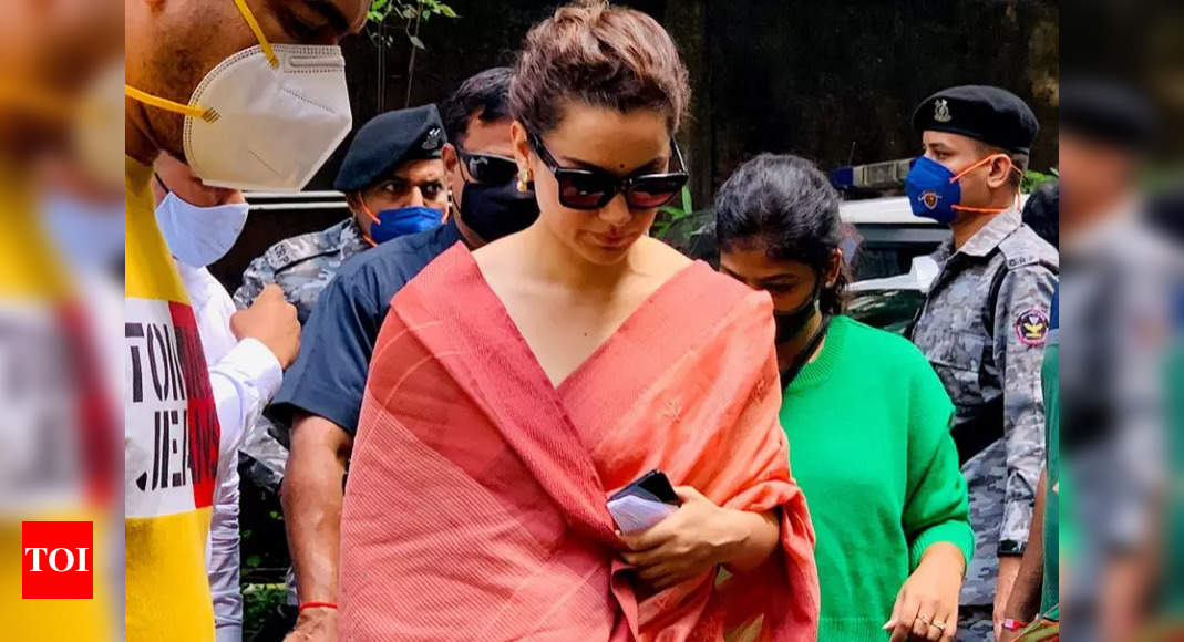 कंगना रनौत ने जावेद अख्तर पर लगाया रंगदारी, धमकी का आरोप |  हिंदी फिल्म समाचार