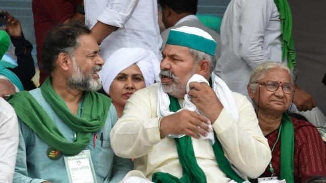 गुजरात से चुनाव लड़ने पर हारेंगे पीएम मोदी: किसान महापंचायत में राकेश टिकैत