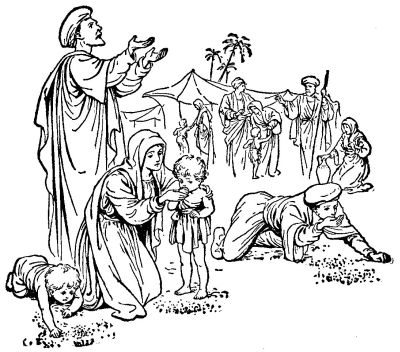 Bible Story: The Story of Moses the Child Who Was Found in