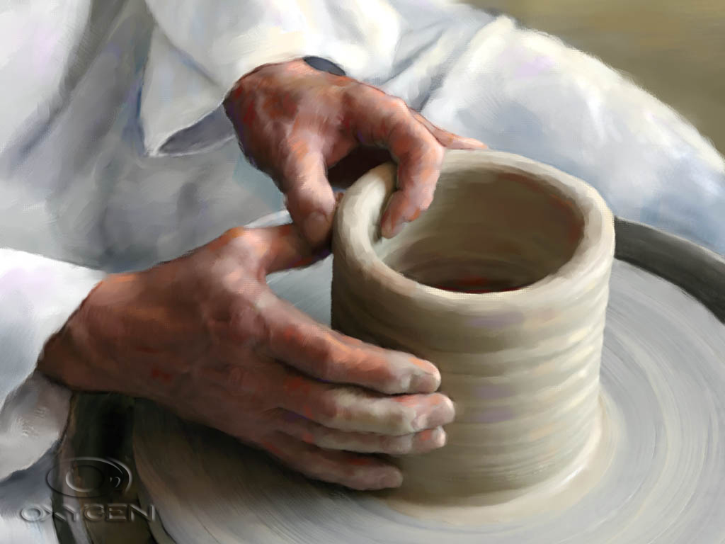 Jeremiah Learns Lessons From A Potter Mission Bible Class