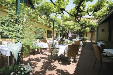 Gasthof zum Alten Weinstock, Rudersdorf