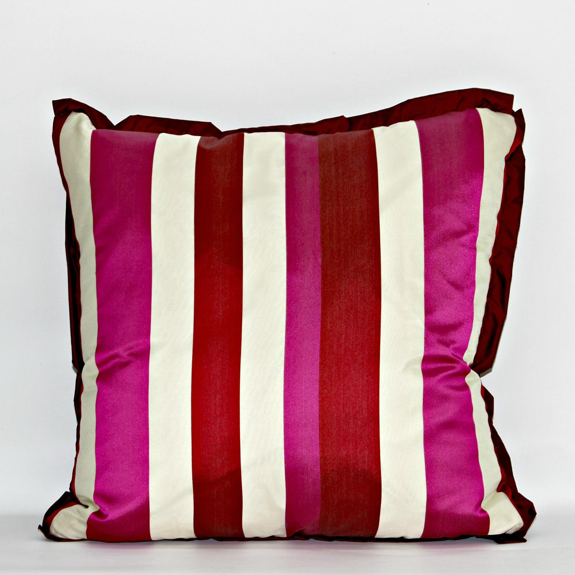 pink velvet sofa cover italian leather makers ebi shop custom pillow