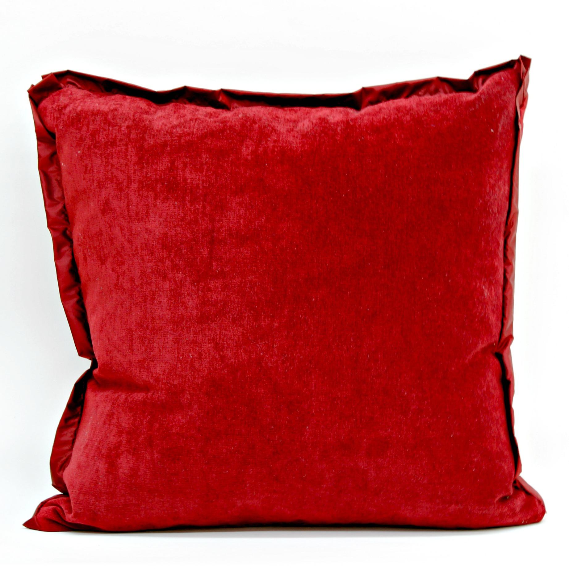 pink velvet sofa cover lip ebi shop custom pillow