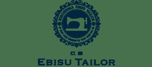 広島えびすテーラーの特長は何といっても店内を埋め尽くす生地にあります。