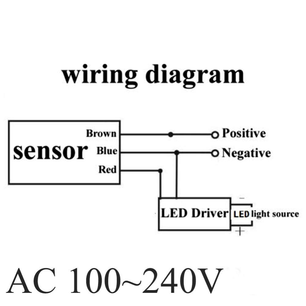 medium resolution of 10m rf outdoor switch security pir infrared motion sensor motion sensor light wiring diagram 3 way heath zenith motion sensor wiring