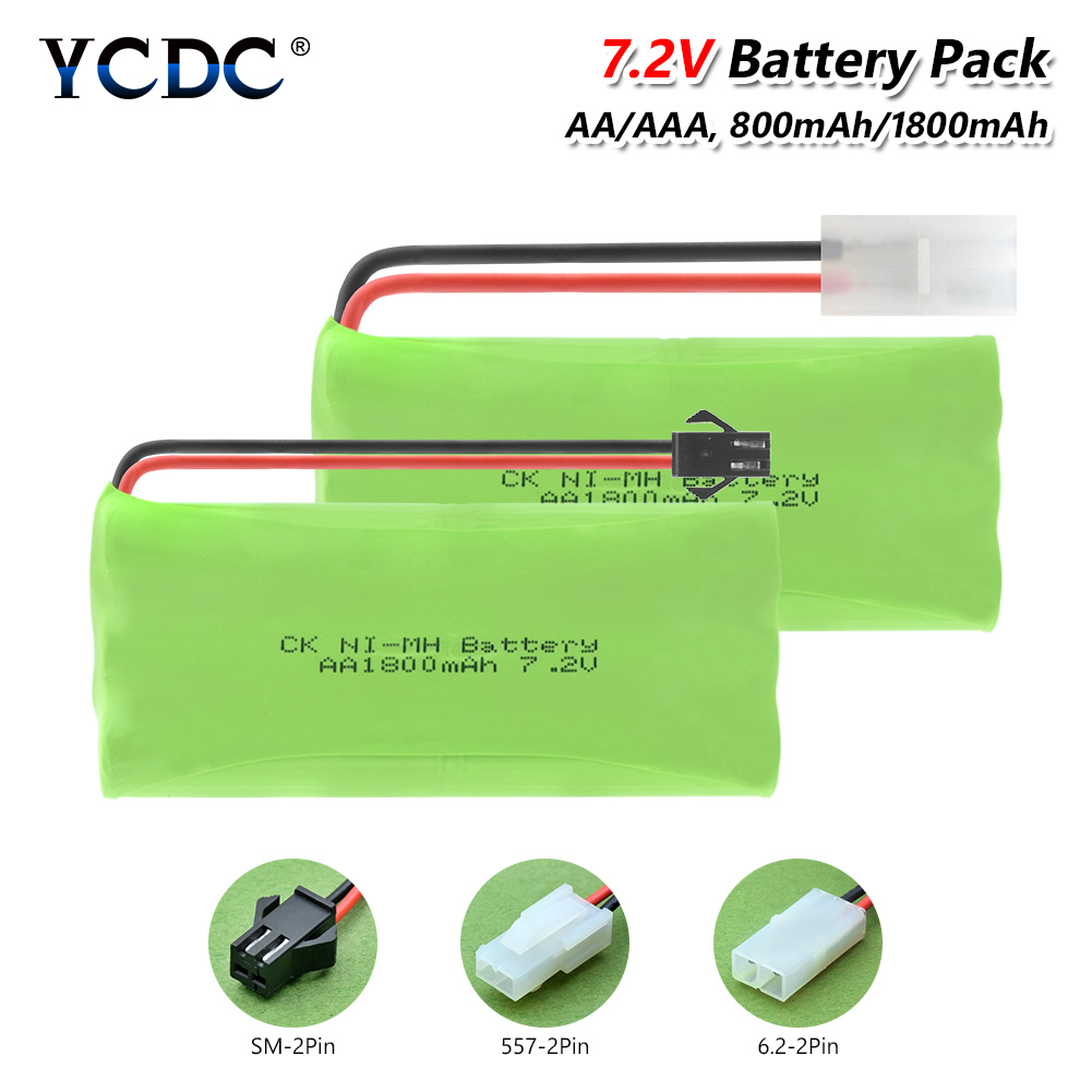 hight resolution of aa aaa 7 2v ni mh battery pack