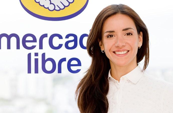 MercadoLibre.com designó a Marina Díaz Ibarra como Country manager para Argentina, Chile y Perú
