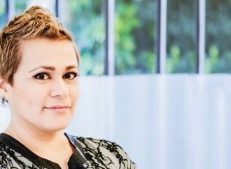 Alba Benitez Stumpps fue designada Territory Manager en AOC Paraguay