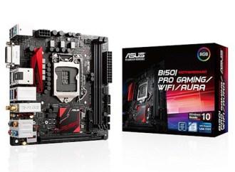 ASUS lanza 3 nuevas B150I Pro Gaming en México