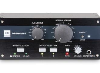 JBL expande su línea de monitores de estudio
