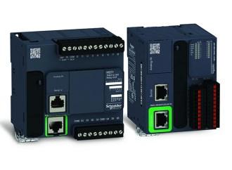 Schneider Electric presentó el nuevo controlador lógico Modicon M221
