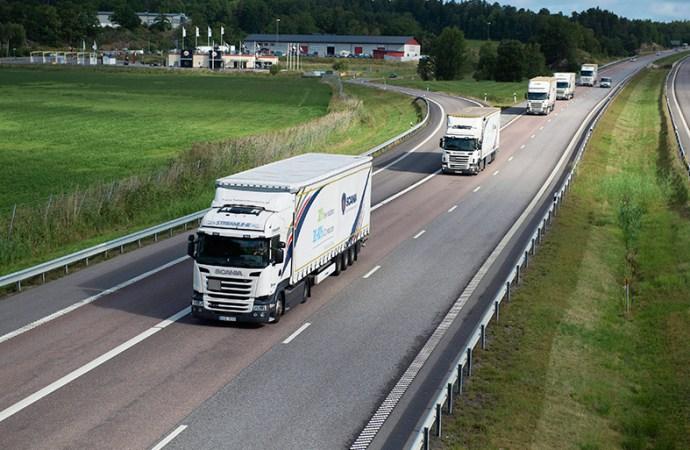Scania y Ericsson se unen para mejorar la eficiencia del transporte