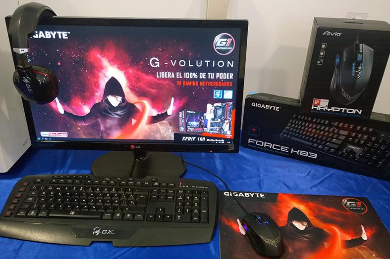 G-VOLUTION