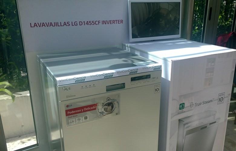 Lavavajillas LG D1455CF Inverter