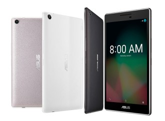 ASUS presentó las tabletas Serie M