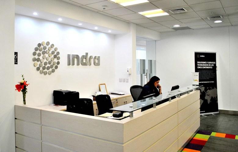 Nuevas Oficinas De Indra