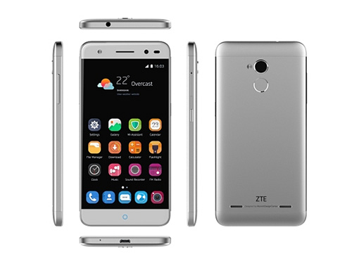 ZTE presentó Blade V7 y Blade V7 Lite