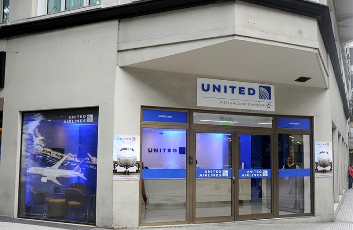 United Airlines inauguró su nueva oficina de ventas en Buenos Aires