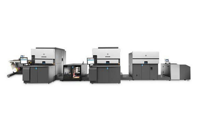HP Inc. presentó la Indigo 8000