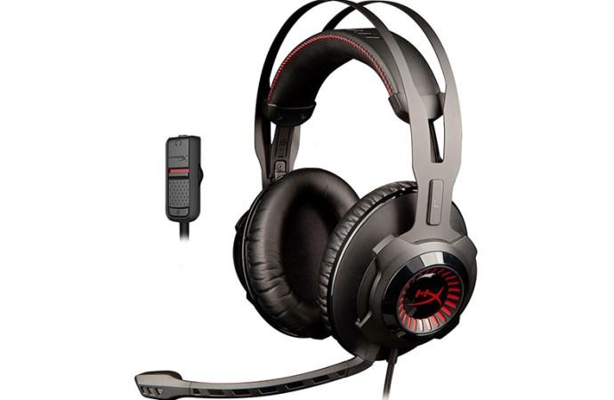 HyperX presentó los audífonos Cloud Revolver con realismo de sonido