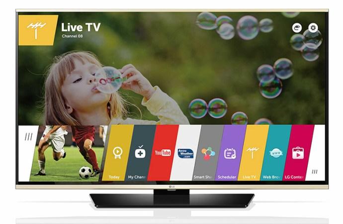 Los Smart TV de LG invitan a experimentar una nueva forma de ver televisión
