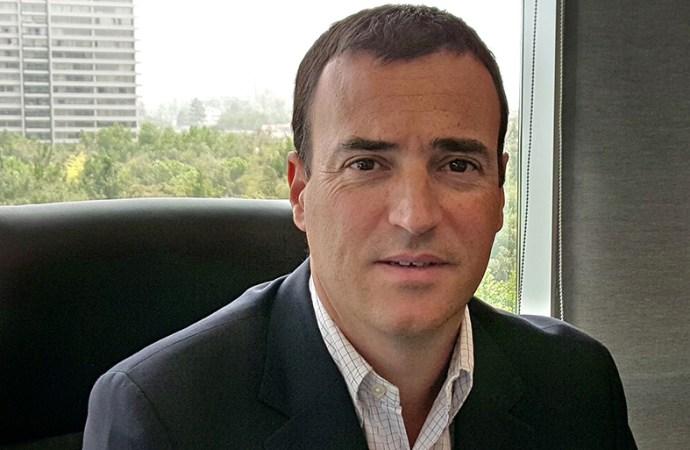 Luis Garcés fue designado nuevo VP de Samsung en Chile