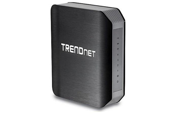 TRENDnet presentó un router de doble banda para hogares con redes saturadas