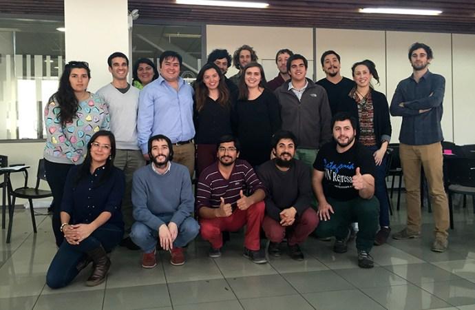 Abiertas las postulaciones para YouthActionNet Chile