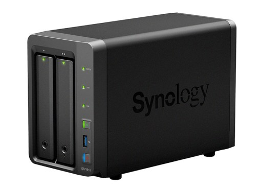 Synology lanzó DiskStation DS716+II